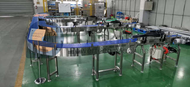 Automatic High Efficient Wheaten Food Processing Line