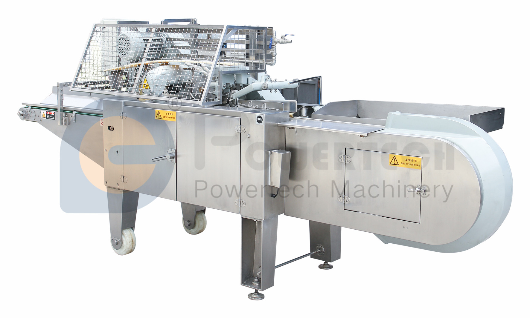 High Efficient Automatic Fish Filleting Machine