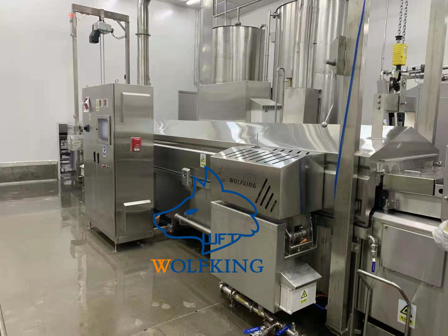 High Capacity High Quality Fryer
