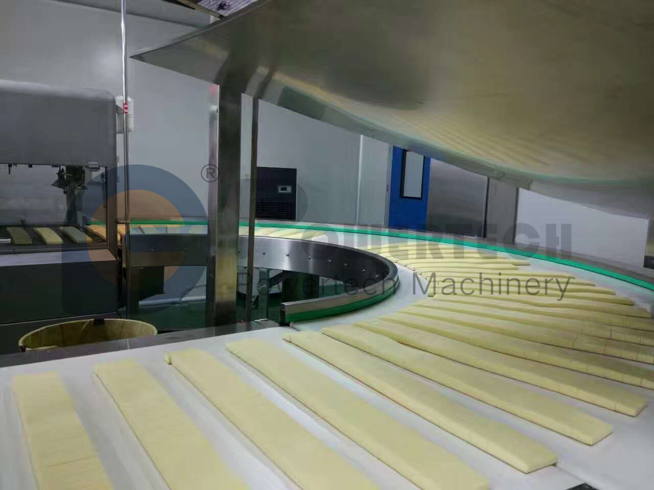 Customized Automatic Bakery Food Processing Line